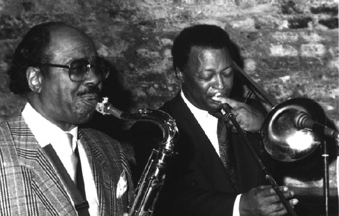 Curtis Fuller - Blues-ette